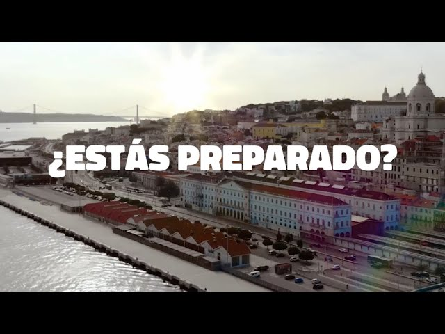 JMJ Lisboa 2023: ¿Estás preparado?