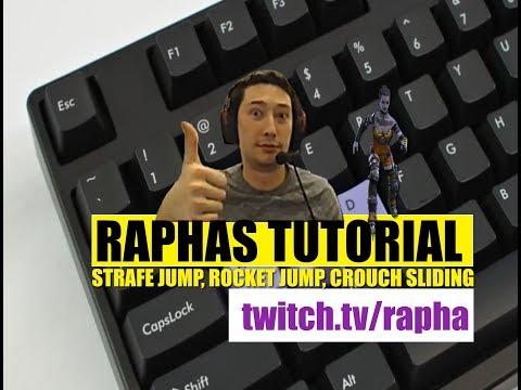 Quake Champions tutorial
