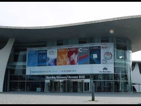 Join us at the Barcelona Industry Week