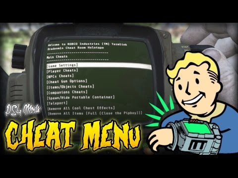 <b>Fallout 4</b> - BEST <b>CHEAT</b> MOD EVER! - <b>Cheat</b> Room (<b>PS4</b> Mods Showcase ...