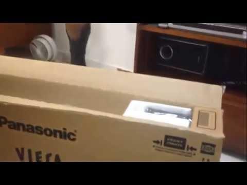 Unboxing de Panasonic Viera Led TV - TecnoDot