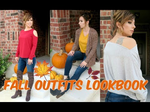 Fall Outfits 2017 | Cute + Comfy Clothing Ideas for ALL Women