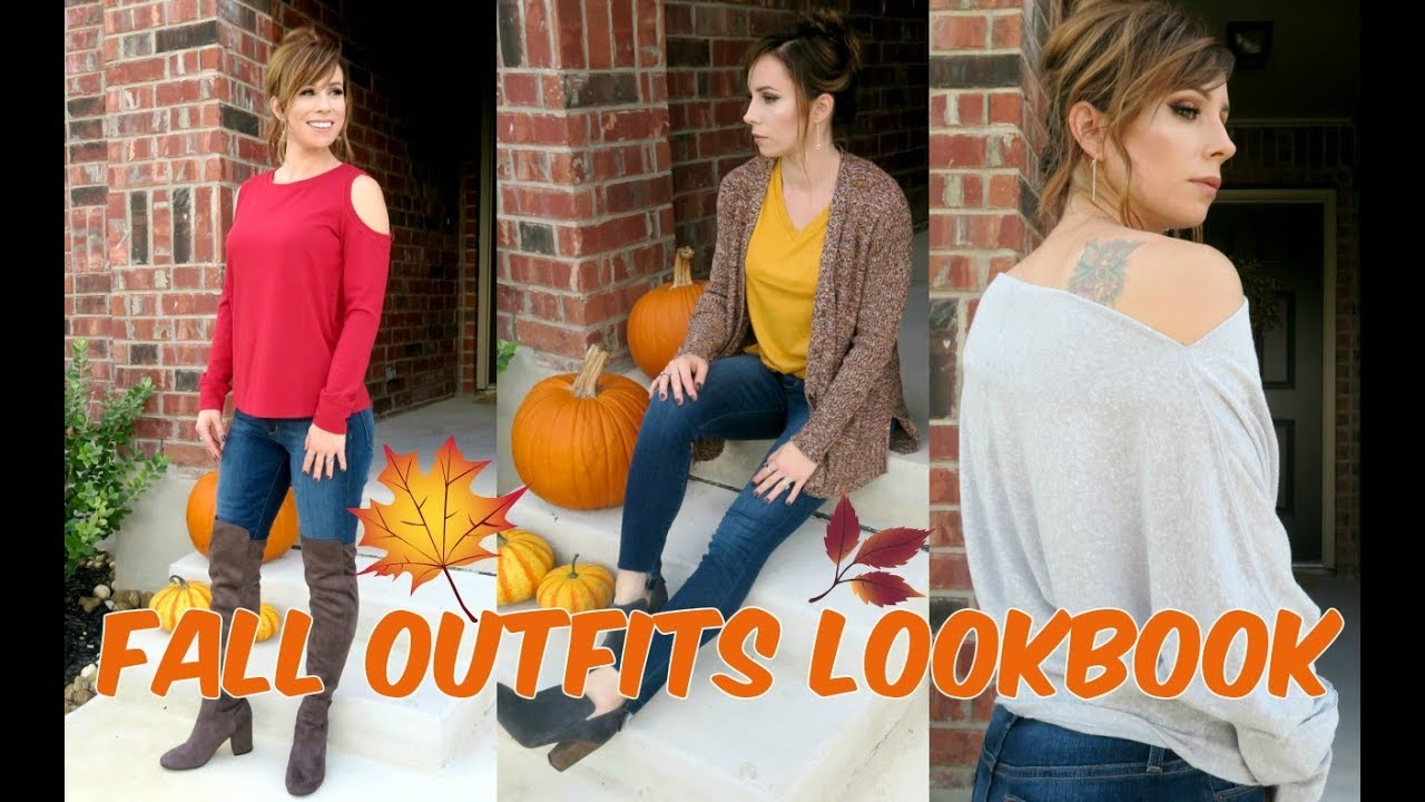 [VIDEO] - Fall Outfits 2017 | Cute + Comfy Clothing Ideas for ALL Women 2