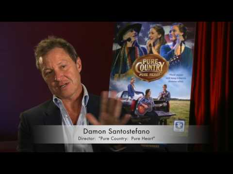 The Curvy Critic s Damon Santostefano and Amanda Detmer about Pure Country:  Pure Heart