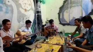 Hoa Tím Người Xưa Guitar Bolero Cover