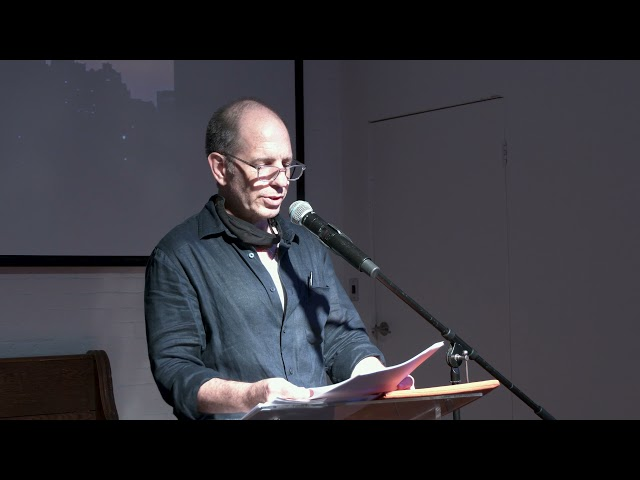 Mike DeCapite's Jacket Weather: Publication Party and Reading