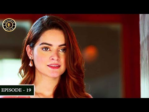 Hassad Episode 19 |  Minal Khan | Top Pakistani Drama