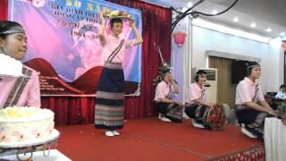 Cồng Chiêng Tây Nguyên - Cộng Đoàn Nữ Lao Động Thừa Sai Nước Hằng Sống Chí Hòa