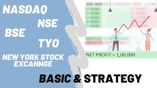 Strategies and Basic of Stock Market !!!