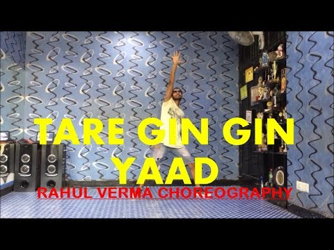 Tare gin gin yaad | Oh ho ho ho| song Dance Video | hindi medium |  Rahul Verma | Choreography
