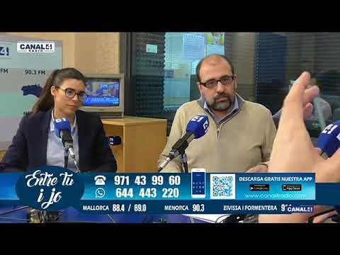 """Bufete Capellà - Canal4 Radio -Entre tu i jo- """"Herencias"""""""