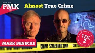 Dr. Mark Benecke und Pierre haben Leichen im Keller!
