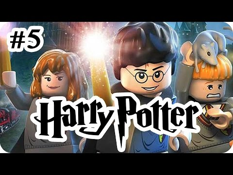 Let's Play Lego Harry Potter Years 1-4 ✮#5 Lumos!✮ |