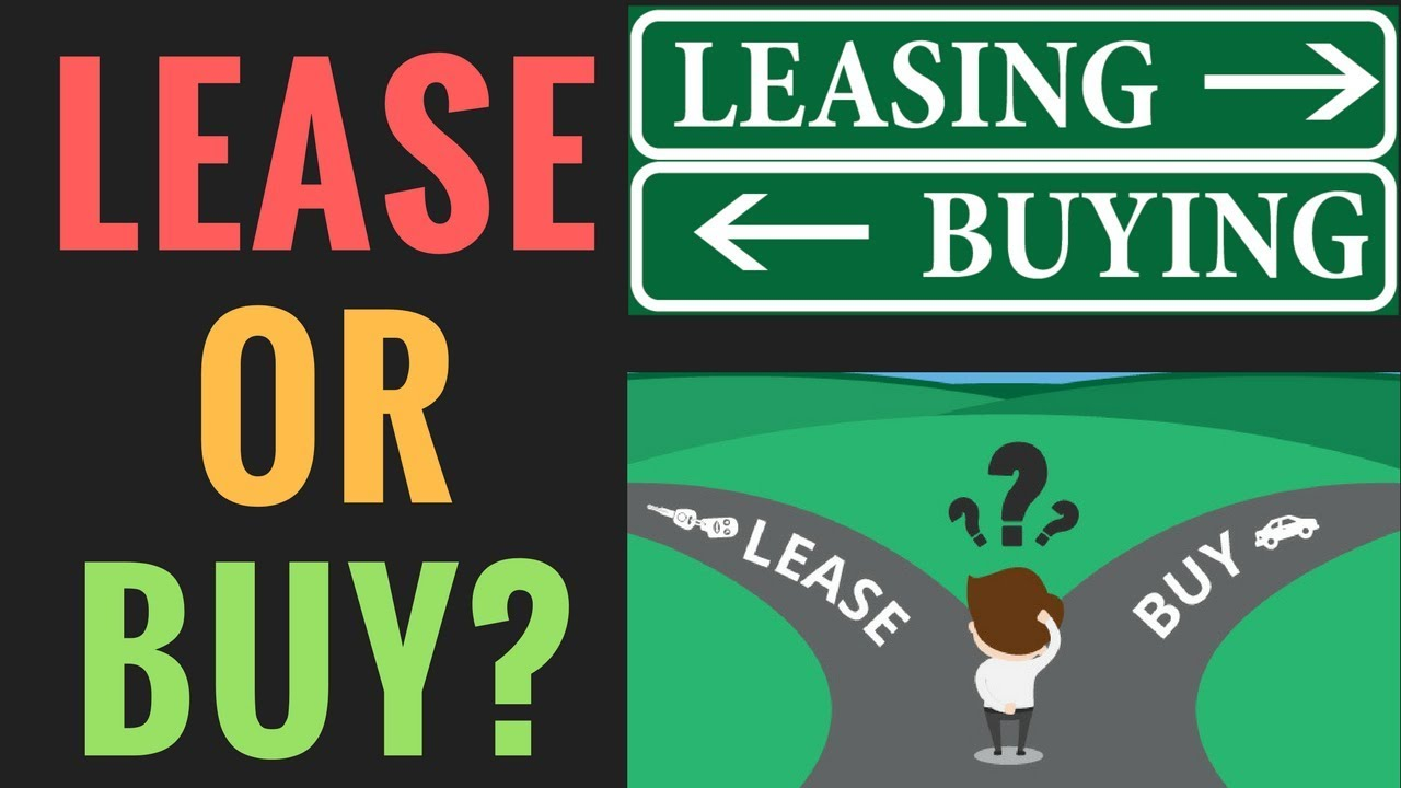 Leasing A Car Vs Buying A Car: Leasing Vs Buying A Car (Pros And Cons)