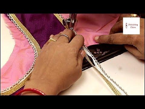 blouse-designs,-अति-सूंदर-पार्टी-वेअर-blouse-back-neck-design-cutting-and-stitching,-neck-design