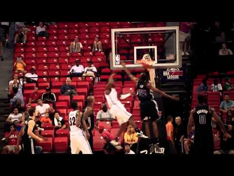 2013 NBA Summer League - Cox Pavilion / Thomas & Mack Center - July 12-22, 2013