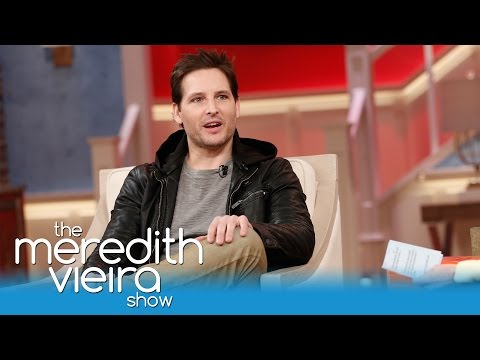 Peter Facinelli on Daughters With Jennie Garth  The Meredith Vieira