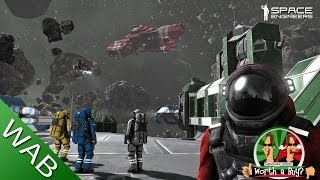 Space Engineers Review (Alpha) - Is it Worth a Buy? (Video Game Video Review)