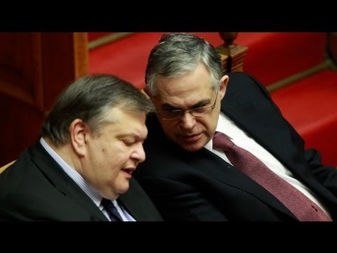Greek parliament set to pass austerity bill