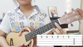 [Ukulele] Hướng dẫn Solo Doraemon | Chi tiết theo Tab || Phương Dung Socola