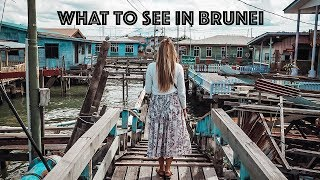 WHAT TO SEE IN BRUNEI