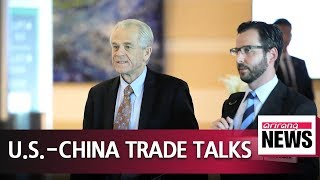 U.S. seeks to cut trade deficit with China in trade talks