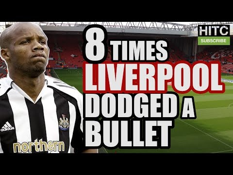 8 Times LIVERPOOL Dodged A Bullet