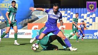 PARTIDO  Deportes Concepción 0-2 Deportes Vallenar - Campeonato Segunda División Profesional