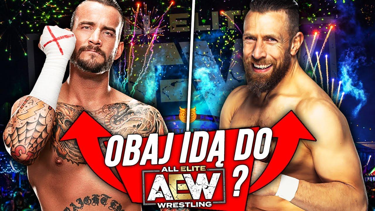 BREAKING: CM Punk Prowadzi Rozmowy z AEW!   Daniel Bryan z Kontraktem All Elite Wrestling i więcej!