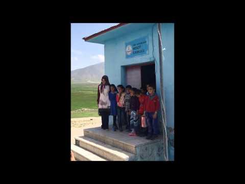 Bilgi Açık Kapı- AĞRI/Doğubeyazıt Projesi 2015