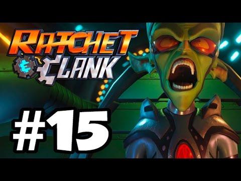 Ratchet & Clank Läpipeluu Osa 15 Dr. Nefarious FINAALI!