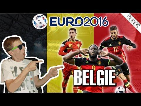 EURO 2016   Belgie   TOTS Lukaku!!!