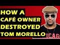 Capture de la vidéo Rage Against The Machine: How Tom Morello Got Humiliated By A Restaurant Owner