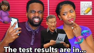 Our Ancestry.com DNA test results are in.....Ricky you got some splaining to do!