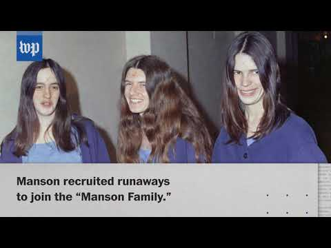 Download Youtube: Cult leader Charles Manson dead at 83