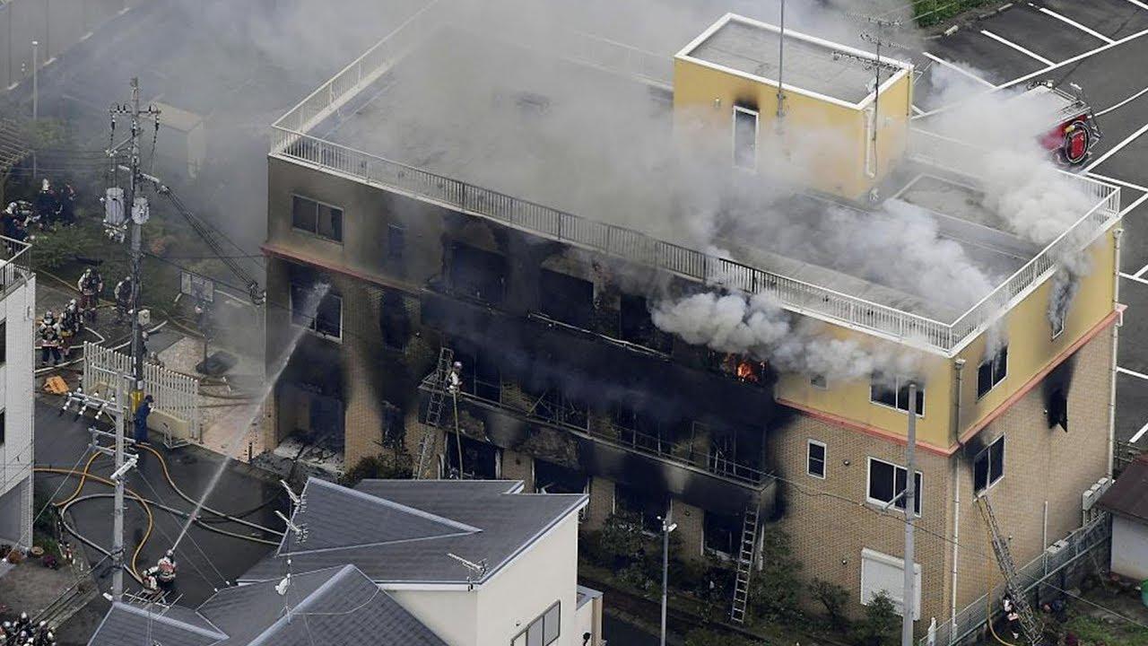 At Least 33 Dead in Arson Attack at Kyoto Animation Studio