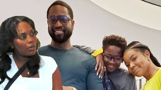 Dwyane Wade's Ex-Wife Refuse To Accept Her Son Zion As Daughtr Zaya!