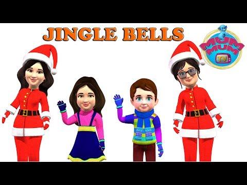 Jingle Bells - Listen to Christmas Music for Kids - Xmas Music   Christian Christmas Songs