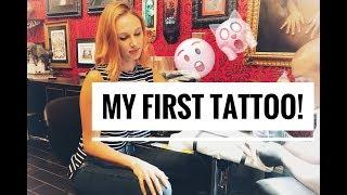 моя первая татуировка | свадебная татуировка