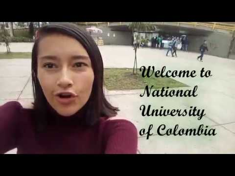 First semester in National University of Colombia