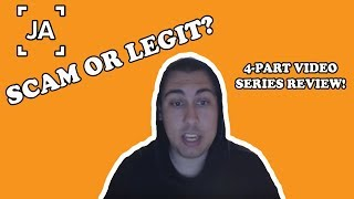 Simple Pickup Jumpcut Academy Scam or Legit? (Free 4-Part Video Series Review)