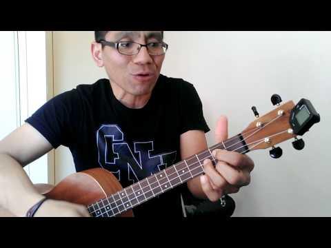 Who am I (Casting Crown - ukulele tutorial)