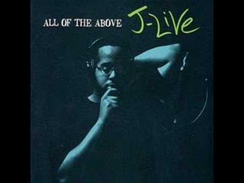 J-Live - Travelling Music