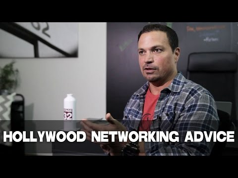 "Hollywood Networking Advice by Richard ""RB"" Botto (Stage 32 CEO)"