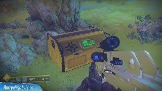 Destiny 2 - All IO Region Chest Locations (Destiny 2 IO Gold Chests)