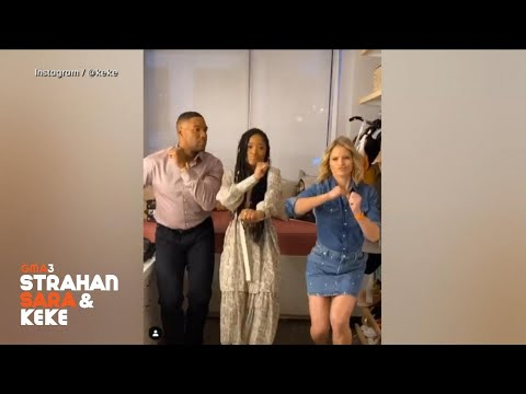 Keke, Michael And Sara's TikTok Dance