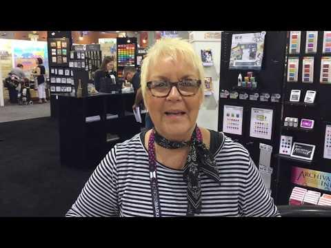 Creativation Live 2019 - Wendy Vecchi MAKE Art Demo