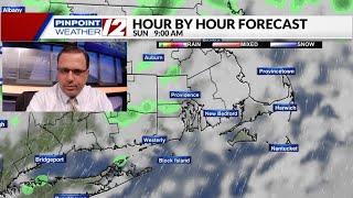 Weather Alert: Flash Flood Watch inland Today