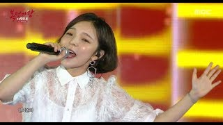 [King of Mask Singer The Winner]  Park Jinju - Flying duck ,   박진주 - 오리날다 , DMC Festival 2018