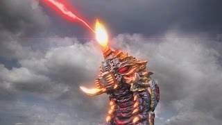 [PS4] Godzilla ゴジラ : The Game - Battra Larva vs Godzilla  (60fps 1080p)